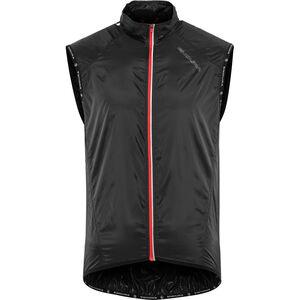 Endura Pakagilet II Windproof Vest Herren black black