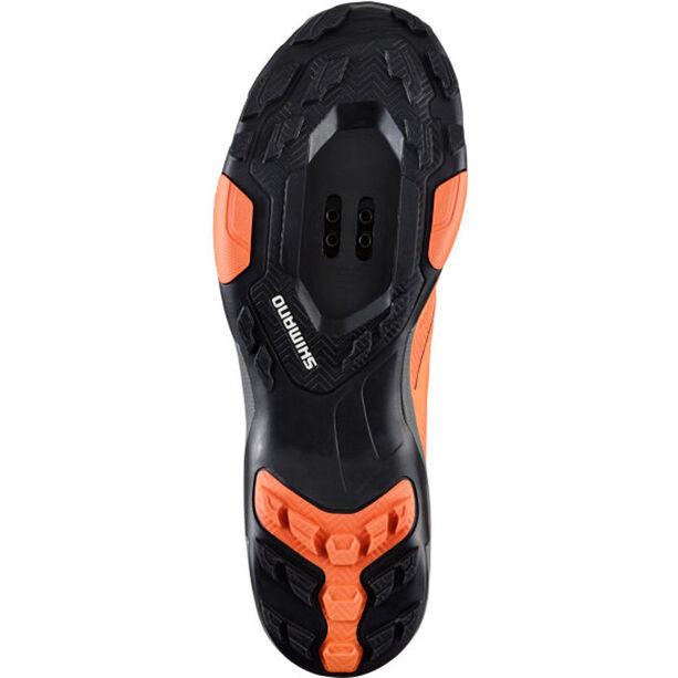 Shimano SH-MT7 Fahrradschuhe orange