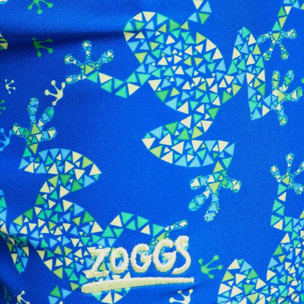 Zoggs Froggy Hip Racer Jungen blue/multi