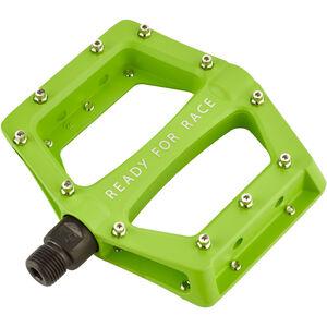Cube RFR CMPT Flat Pedal grün bei fahrrad.de Online