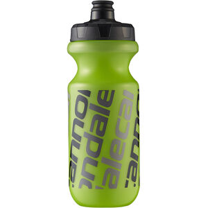 Cannondale Diagonal Bottle 570 ml trans green/black trans green/black
