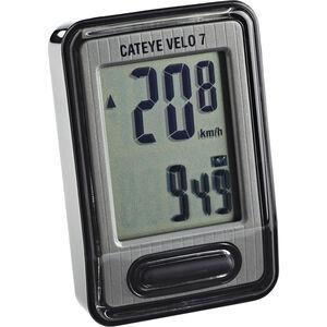 CatEye Velo 7 CC-VL520 silber bei fahrrad.de Online