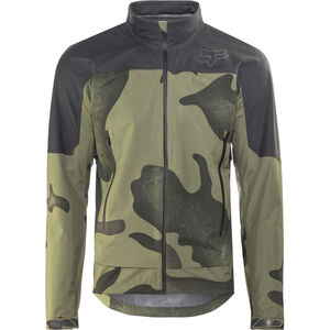 Fox Attack Water Jacket Men Fatigue Camo