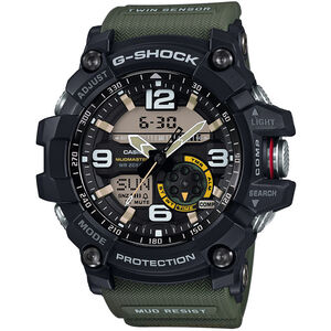 CASIO G-SHOCK GG-1000-1A3ER Watch Men green/black/grey green/black/grey