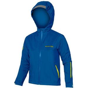 Endura MT500JR Jacke wasserdicht Kinder azure blue azure blue