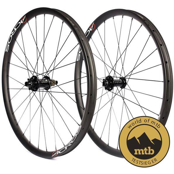 "ACROS Enduro Race Carbon Laufradsatz 27,5"" TA15 X12"