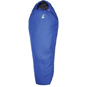 Alvivo Mount Everest 210 Sleeping Bag blau/anthrazit blau/anthrazit