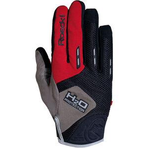 Roeckl Moro Handschuhe schwarz/rot bei fahrrad.de Online