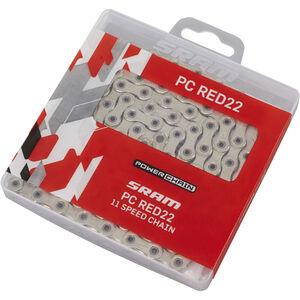 SRAM Red 22 Kette 114 Glieder 11-fach silber silber