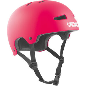 TSG Evolution Solid Color Helmet satin pink satin pink