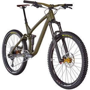 "NS Bikes Snabb 160 Carbon 27,5"" 2. Wahl army green army green"