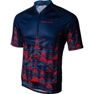 PEARL iZUMi MTB LTD Jersey Herren pine navy/teal/torch red/russet pine navy/teal/torch red/russet