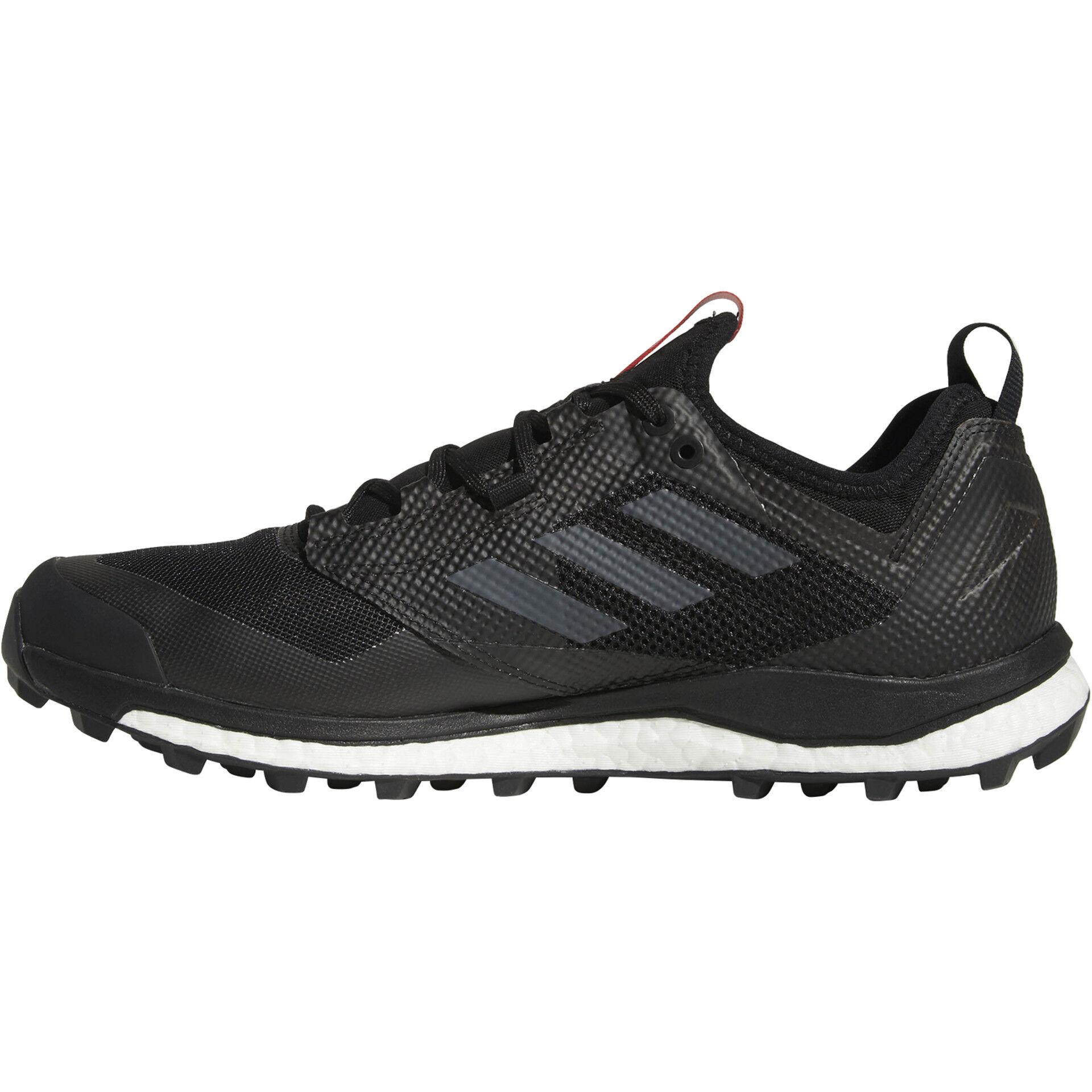 adidas TERREX Agravic XT GTX Shoes Herren core blackgrey fivehi res red