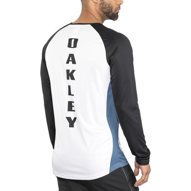 Oakley MTB LS Tech Tee Herren real teal