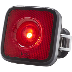 Knog Blinder MOB Rücklicht StVZO rote LED black black