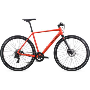 ORBEA Carpe 40 red/black red/black