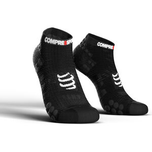 Compressport Pro Racing V3.0 Run Low Socks black black