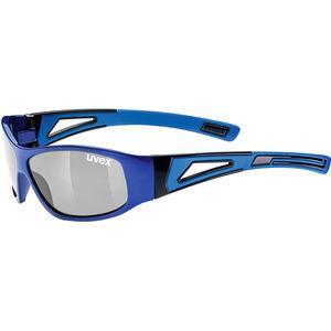 UVEX Sportstyle 509 Sportbrille Kinder blue/silver blue/silver