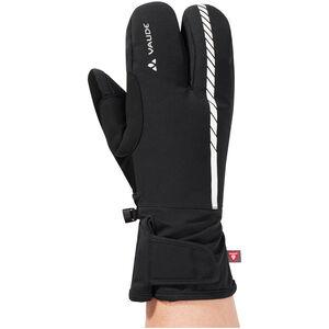 VAUDE Syberia III Handschuhe black black