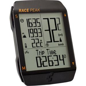 Cube Race Peak Fahrradcomputer black'n'black