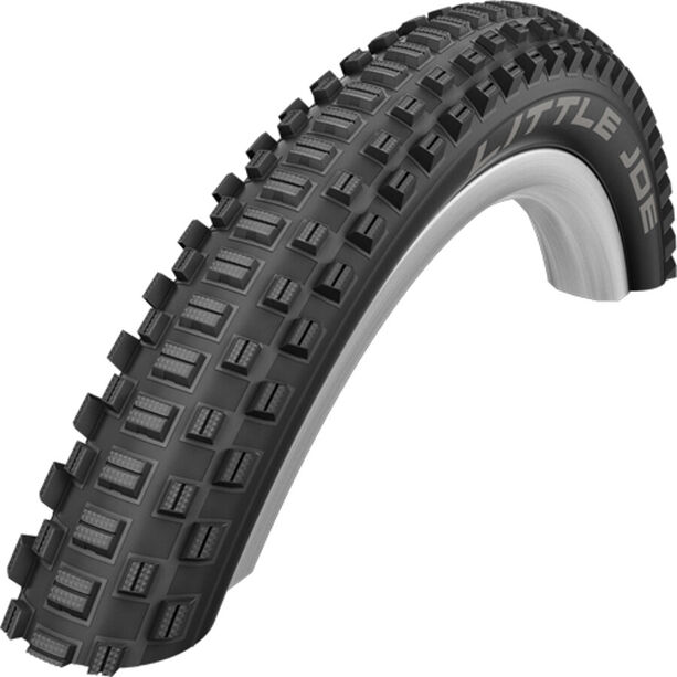 SCHWALBE Little Joe K-Guard Faltreifen Reflex LiteSkin black