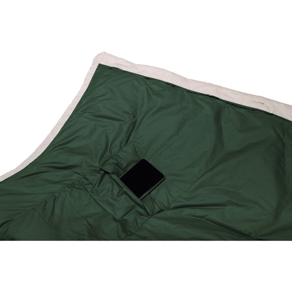 Grüezi-Bag Biopod DownWool Nature Sleeping Bag