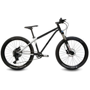 "Early Rider Hellion Trail 24"" Kinderrad brushed aluminum/black bei fahrrad.de Online"