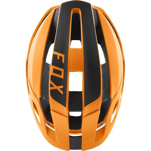 Fox Flux Rush Trail Helmet Herren atomic orange