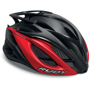 Rudy Project Racemaster Helmet black/red (matte) black/red (matte)