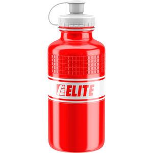 Elite Vintage Trinkflasche 500ml elite rot elite rot