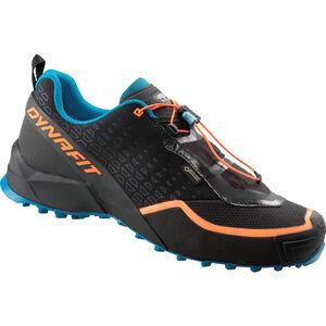 Dynafit Speed Mountain GTX Shoes Men black/mykonos blue black/mykonos blue