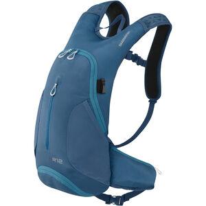 Shimano Rokko 12 Backpack 12l dark denim dark denim