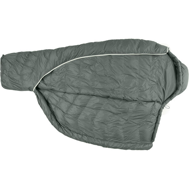 Grüezi-Bag Biopod DownWool Summer 200 Sleeping Bag deep forest
