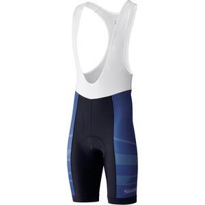 Shimano Team Bib Shorts navy