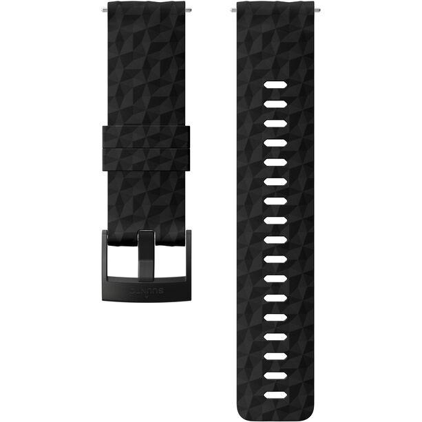 Suunto Explore 1 Silicone Strap black/black
