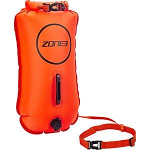 Zone3 Swim Safety Buoy Dry Bag 28l orange bei fahrrad.de Online