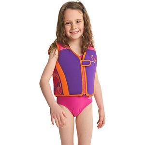 Zoggs Mermaid Flower Swim Jacket Kids Plum bei fahrrad.de Online