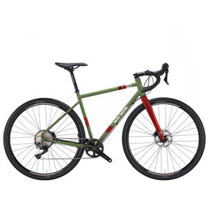 Wilier Jaroon Disc GRX 2x11 green green