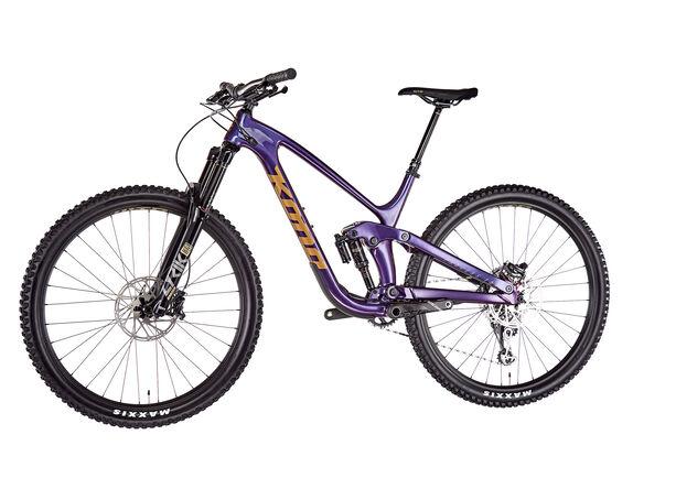 "Kona Process 153 CR/DL 29"" prism purple/blue"