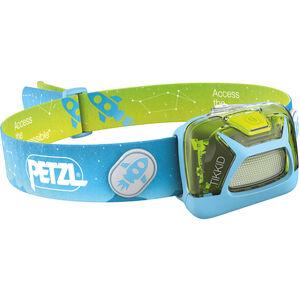 Petzl Tikkid Stirnlampe Blau bei fahrrad.de Online
