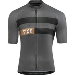 AGU Six6 Classic Shortsleeve Jersey Herren grey grey