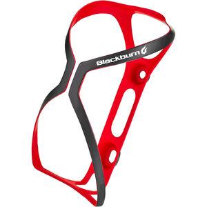 Blackburn Cinch Carbon Flaschenhalter matte red bei fahrrad.de Online