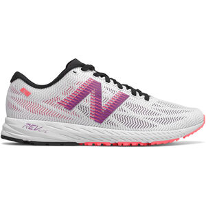 New Balance 1400 v6 Schuhe Damen white/purple white/purple