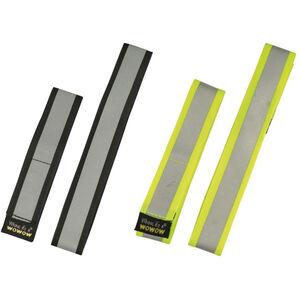 Wowow Reflective Band 3M mit Klettverschluss gelb/schwarz bei fahrrad.de Online