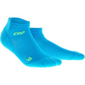 cep Dynamic+ Ultralight Low-Cut Socks Herren electric blue/green electric blue/green