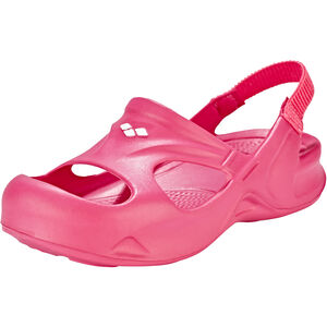 arena Softy Hook Sandals Kinder fuchsia-bright pink fuchsia-bright pink