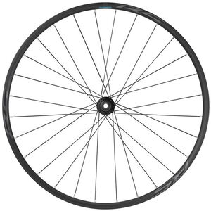 "Shimano WH-RS171 Front Wheel 28"" Centerlock 12x100mm black black"