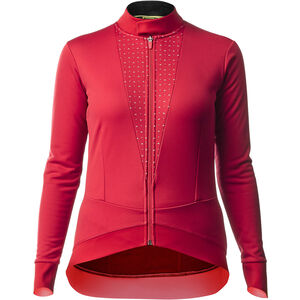 Mavic Sequence Thermo Jacket Damen jester red jester red