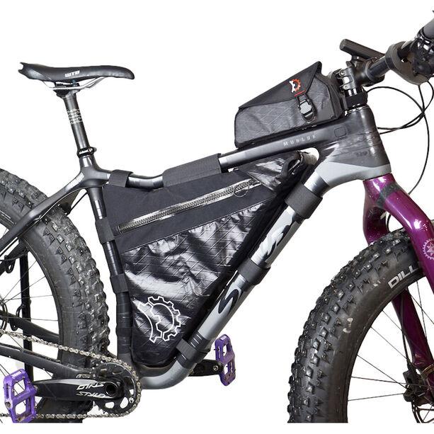 Revelate Designs Mukluk Carbon Rahmentasche L black