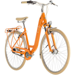 Cube Ella Cruise Easy Entry Orange'n'Cream